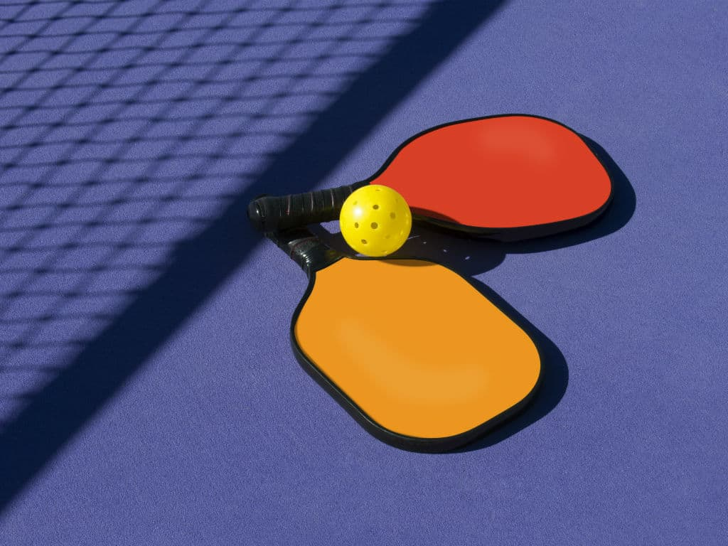 Best Outdoor Pickleball Paddles